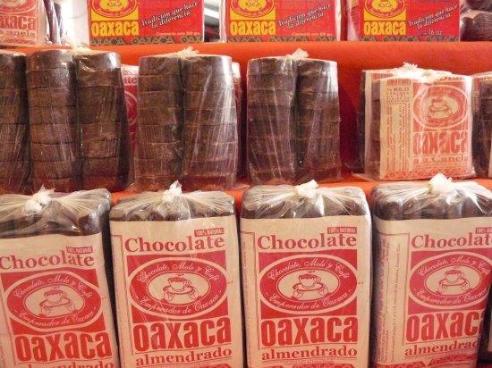 oaxacan chocolate
