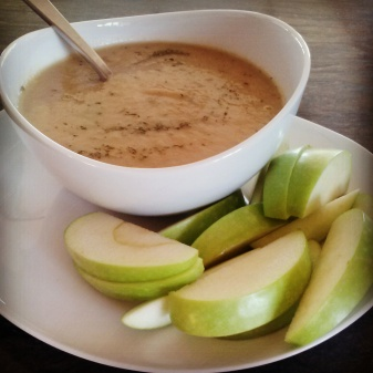 happy homesteader leek soup